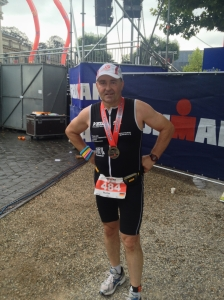 Heinz Meixner - Finisher 70.3 in Wiesbaden 2014