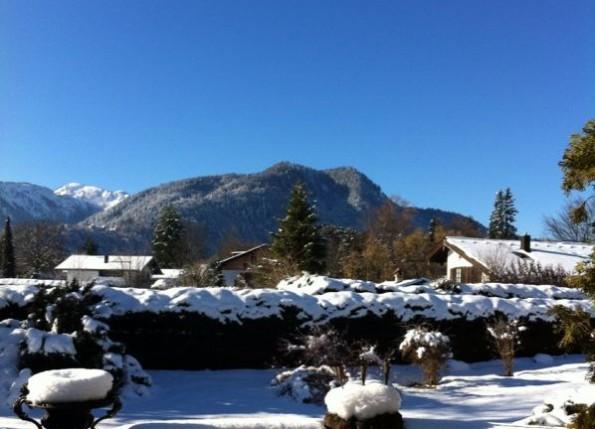 Winterstimmung am schönen Tegernsee