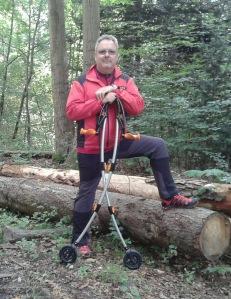 Bundestrainer Klaus Oelkers
