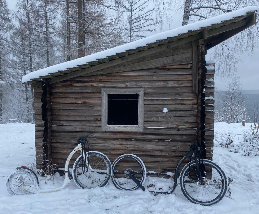 Winter-Rollern